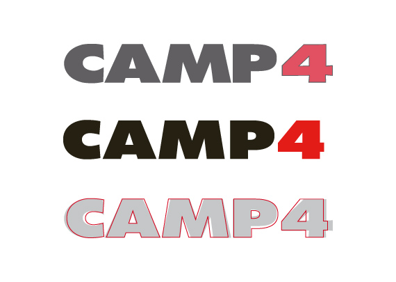 Camp 4 Logo Redesign