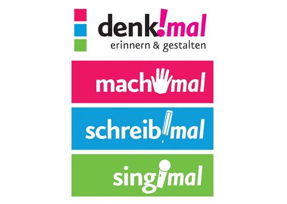 denkmal Corporate Design Logo