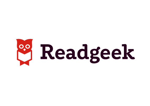 Readgeek. Corporate Design. Logo.