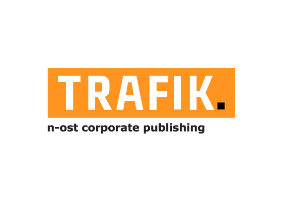 Trafik. Corporate Publishing. Logo & Web-Design. 01